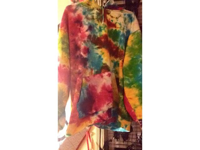 Tie Dye hoodie XL Hanover Indiana - Madison Buy, Sell and Trade